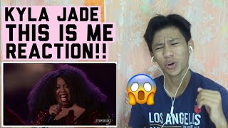Download Lagu Kyla Jade - This is Me | The Voice 2018 - Top 10 (REACTION) Gratis STAFABAND