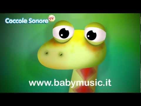 La danza del serpente – Canzoni per bambini di Coccole Sonore