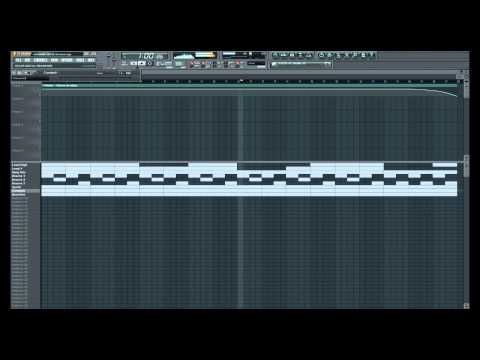 Keri Hilson Ft. Chris Brown - One Night Stand (fl Studio Remake By Ow.tee Beatz) video
