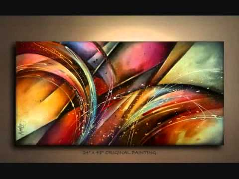 Abstract Fine Art Paintings Paintings Fine Art by Mix