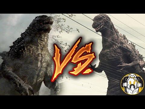 Godzilla 2014 vs Shin Godzilla 2016: Who Wins?