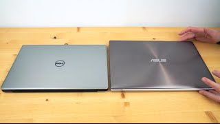 Asus Zenbook UX303UB vs. Dell XPS 13 Comparison Smackdown