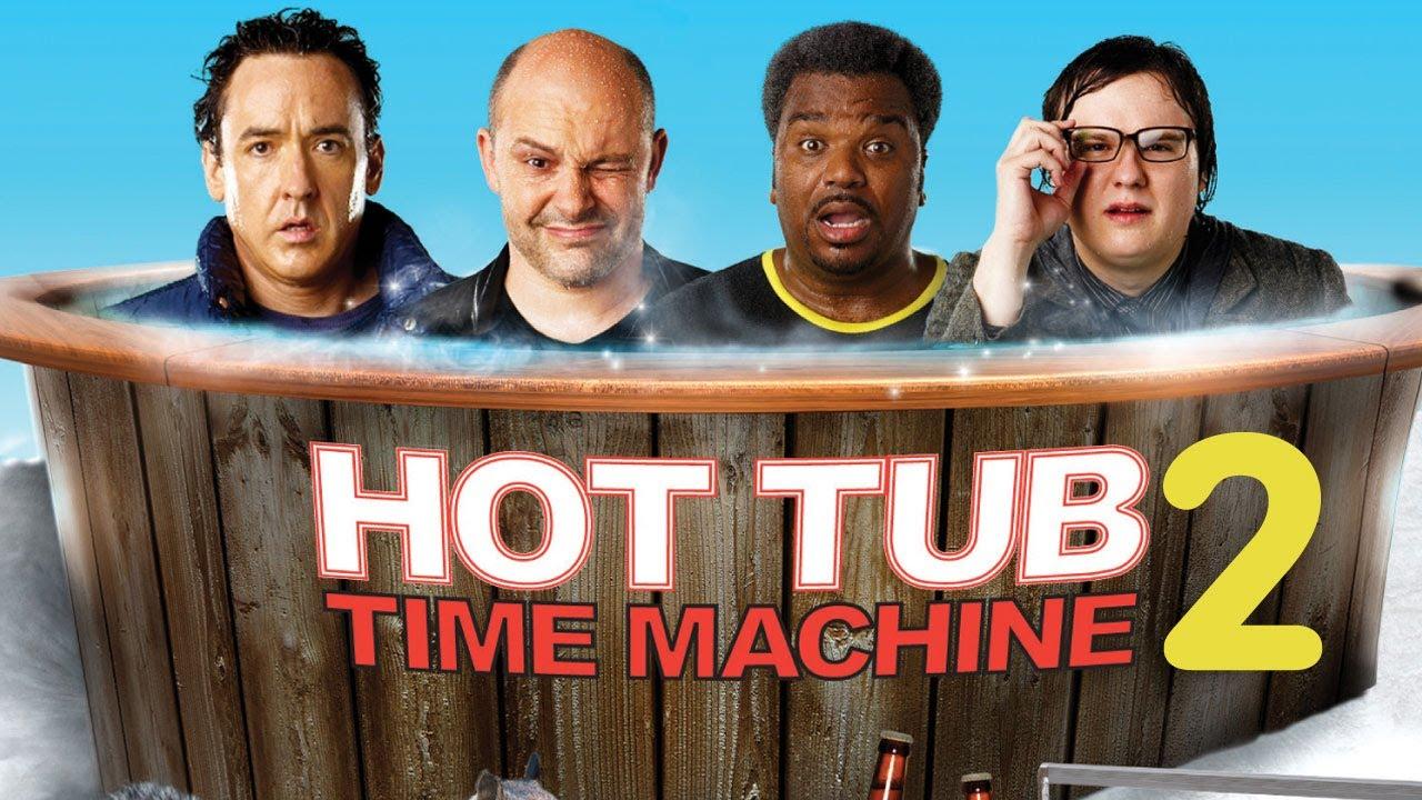 AMC Movie Talk - Hot Tub Time Machine 2, Machete Kills ...