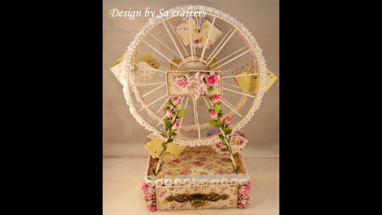 Ferris Wheel Projects Ferris Wheel Tutorial Part-1