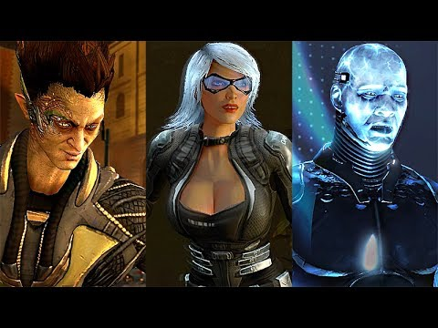 The Amazing Spider Man 2 All Villains Bosses villains FULL Boss Battle Fight Gameplay