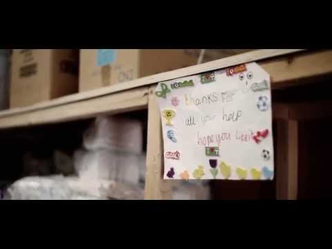 Inside Maryhill Food Bank - Yes Scotland