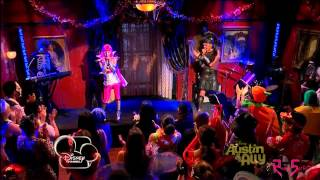 Austin Moon (Ross Lynch) and Ally Dawson (Laura Marano) - Don't Look Down [HD]