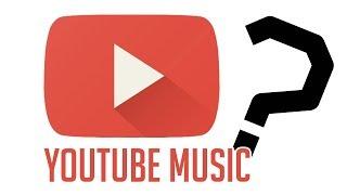YOUTUBE MUSIC débarque ! Deezer/Spotify en DANGER ?