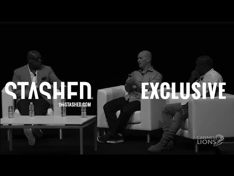 theSTASHED.com Exclusive: Kanye West, Steve Stoute & Ben Horowitz Talk Tech At Cannes Lions klip izle