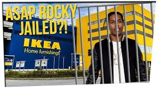 A$AP Rocky Held in Sweden; Poor Conditions!? (ft. Kelsey Darragh)