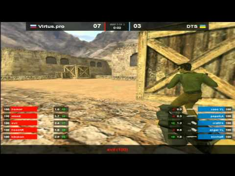 DTS vs  Virtus pro Game 1