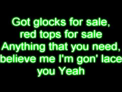 Obie Trice - Snitch ft. Akon (Lyrics)