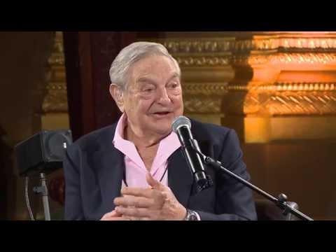 George Soros: The Future of Europe