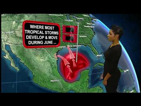 Tracking the Tropics: Watching the Caribbean for post July 4 development