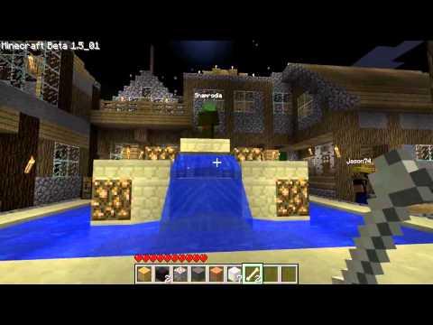 Minecraft - Les MDV 1 Serveur -Aquilon-