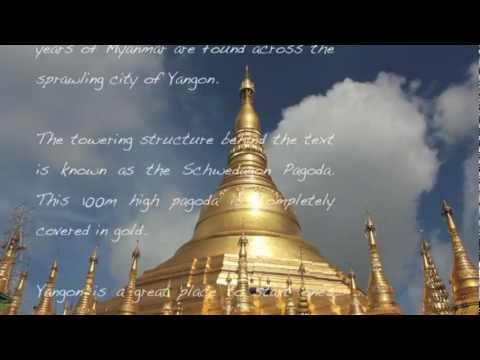 Travel in Yangon, Myanmar (Burma)