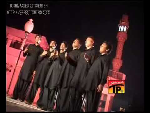 Multan Party Noha 2013 Turr Wanj Musafir -kalam Hussain Gohar Dera Ghazi Khan video