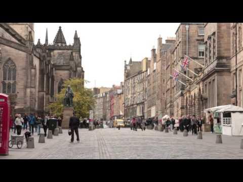 Welcome to Edinburgh Trailer