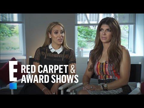 "Teresa Giudice & Melissa Gorga Finally Return to ""RHONJ"" | E! Live from the Red Carpet"