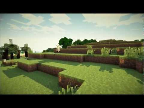 Minecraft shader mod - Sonic Ether's Unbelievable Shaders !