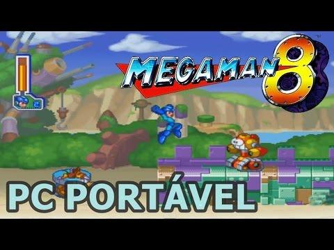 Megaman 8 PC Portável + LINK DOWNLOAD
