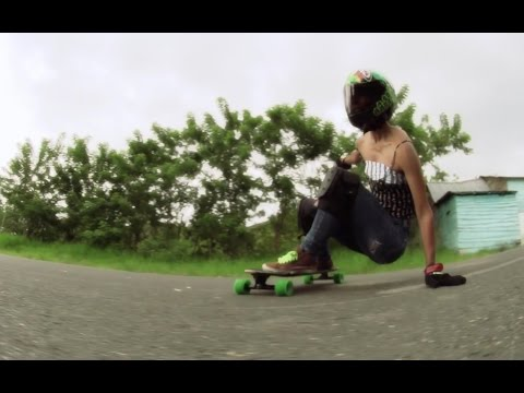 Pam Diaz - Freedom (ABEC 11 / JET Skateboards)