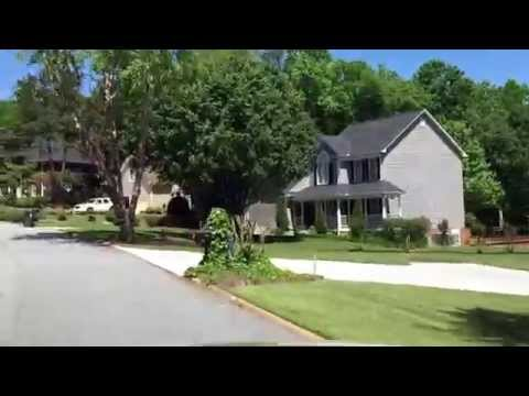 3 Minute Greenville SC Real Estate Video Holly Trace!