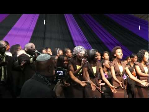 niwawe - Ambassadors Of Christ (rwanda)  F.o.j  E.a. Homecoming Choir video