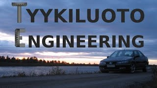 Tyykiluoto Engineering - Channel Trailer
