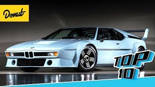 Top 10 Supercars From the 80