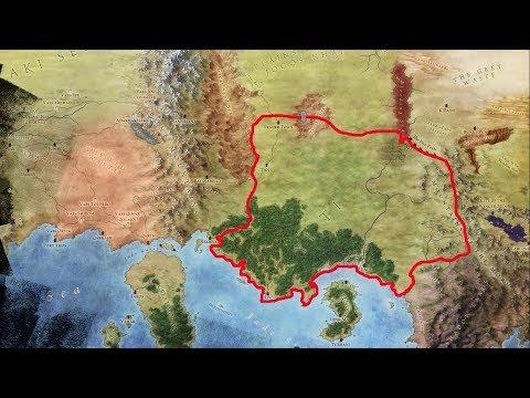 Golden Empire of Yi Ti and Leng Island | Essos
