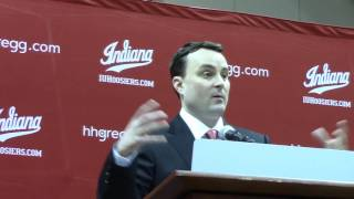 Archie Miller introductory press conference