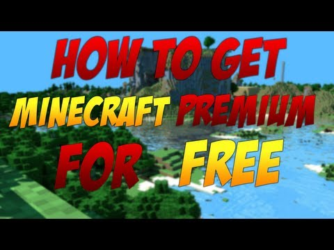 How To Get Minecraft Premium For Free ( Still Working 1.7.9 ) June 2014