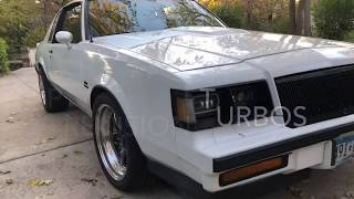 1987 Buick Regal Turbo T Mercedes M275 V12 swap
