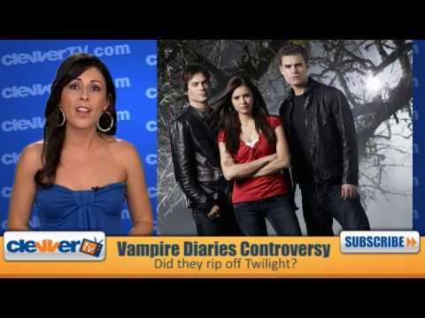 The Vampire Diaries vs. Twilight Saga Controversy Video