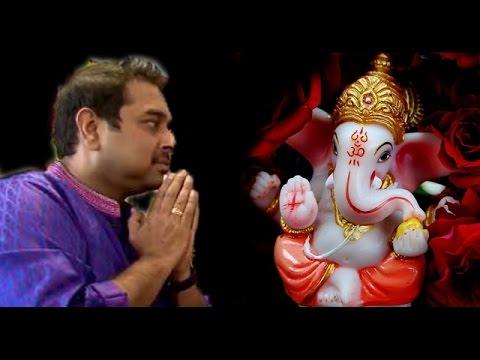 Shankar Mahadevan Released Ganpati Bhajans In Hindi video