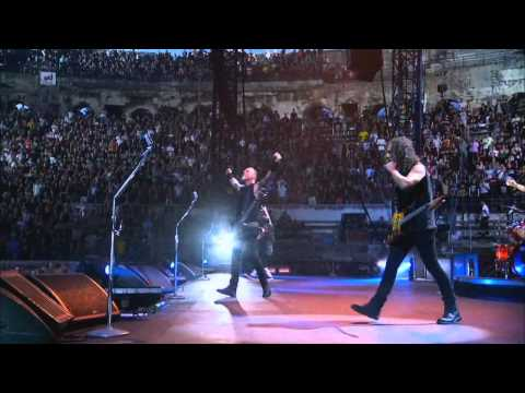 Metallica - The Ecstasy Of Gold (Live @ France)