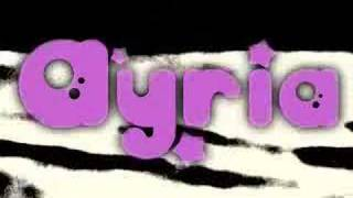 """AYRIA """"The Gun Song"""" EP CD - Trailer"""