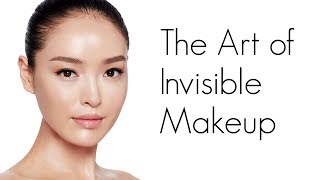 HOW TO: NATURAL INVISIBLE FOUNDATION TECHNIQUE