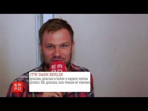 Dash Berlin - Ciudad de México 2013