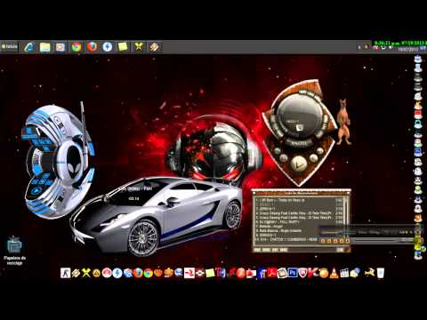 Como Bajar 30 Skins para Windows Media Player [HD] 2013