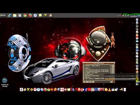 Como Bajar 30 Skins para Windows Media Player [HD] 2013