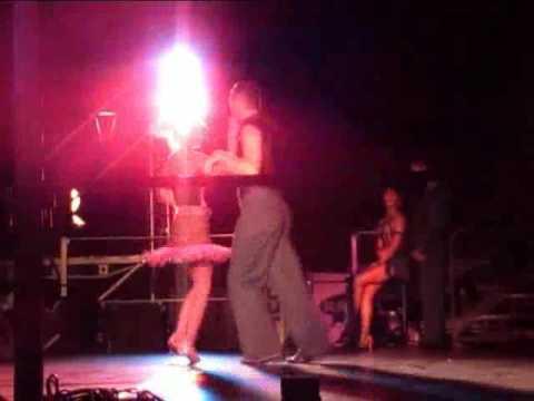 SAMARIW a: Ballando con Radio Pico sul palco con Natalia Titova e Samuel Peron