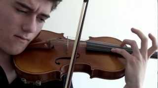 Albinoni - Adagio in G minor [Violin & Organ]