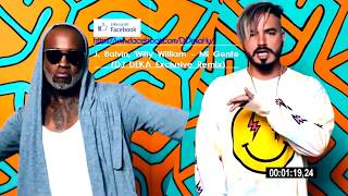 J  Balvin, Willy William - Mi Gente (DJ DEKA Exclusive Remix) 2017