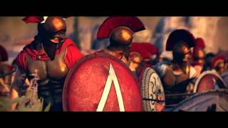 Total War: ROME II- Wrath of Sparta Campaign Pack - Official Trailer (ESRB)