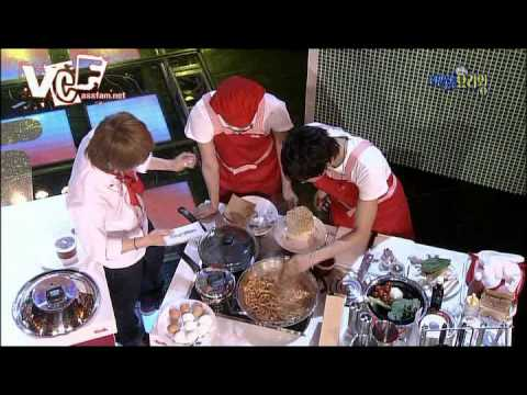 [Vietsub] All About DBSK Season II - Cooking show Part 3/3