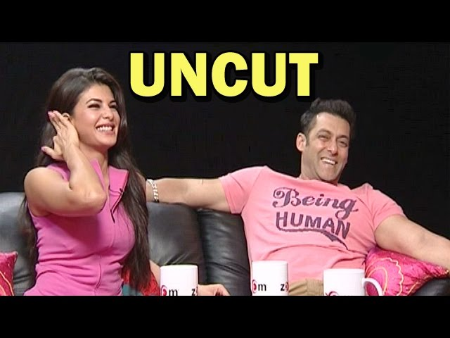 KICK movie - Salman Khan and Jacqueline Fernandez - UNCUT & Exclusive Interview!