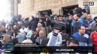 مصر العربية   جنازة شعبية للراحلة فاتن حمامة