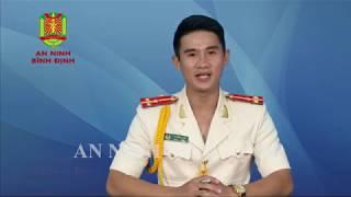 Chương trình An ninh Bình Định mới nhất ngày 1/7/2019